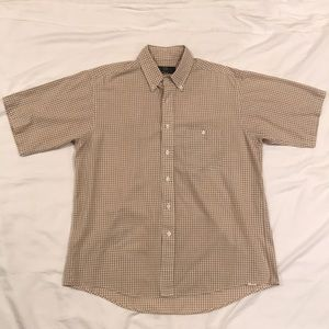 Orvis Fly Fishing Short Sleeve Casual Button down